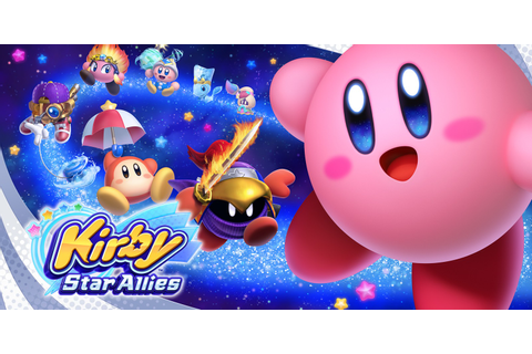 Kirby Star Allies | Nintendo Switch | Games | Nintendo