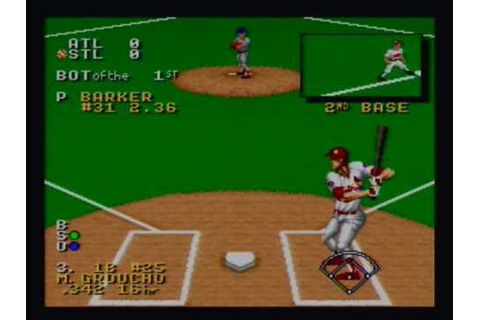 Ken Griffey Jr. Presents Major League Baseball: Game 1 ...