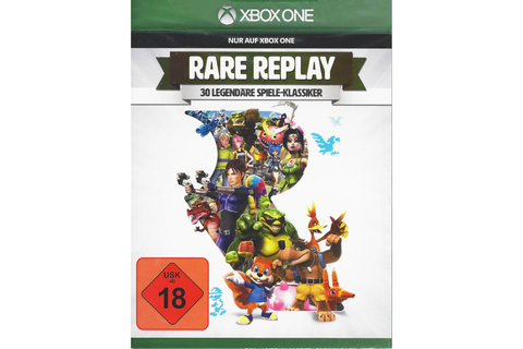 Rare Replay Xbox One | Gaming \ Xbox \ Games \ Box | Dropmax