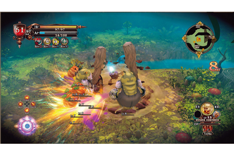 The Witch and the Hundred Knight 2 Announced - Rice Digital