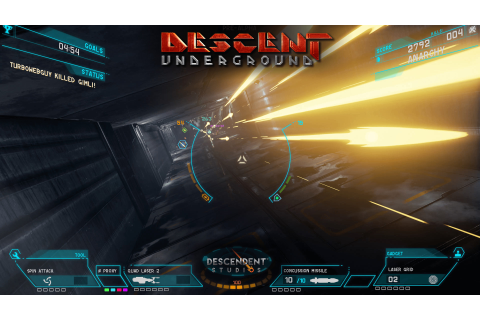 Download Descent: Underground Full PC Game