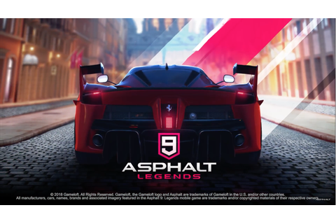Asphalt 9: Legends is coming soon to Android - Droid Gamers