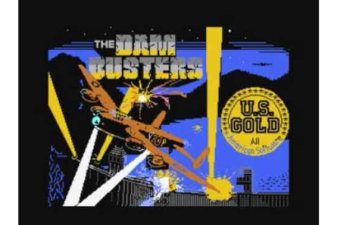 The Dam Busters game ending by U.S. Gold - YouTube