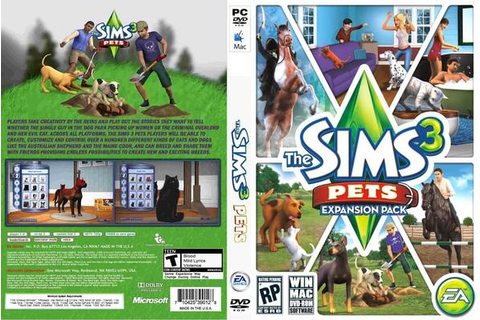 Download The Sims 3 Pets FULL [Putlocker] ~ Lab Download ...
