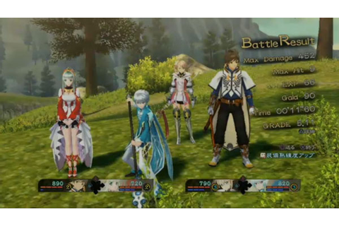 Tales of Zestiria field and battle gameplay - Gematsu