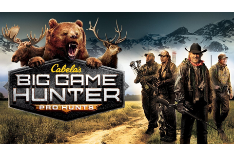 CABELA'S Big Game Hunter Pro Hunts ITA - Andiamo a caccia ...