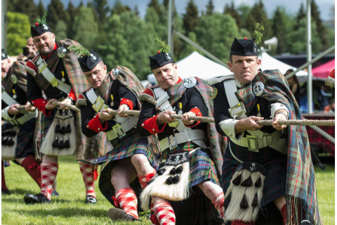 Highland Games in Scotland | VisitScotland