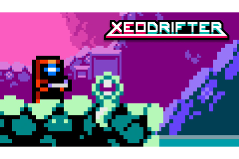 Xeodrifter (PS4) 100% trophies playthrough - YouTube