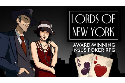 Lords of New York Free Download - Torrent Pc Skidrow Games