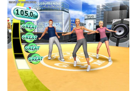 Gold's Gym Dance Workout (USA) Nintendo Wii ISO Download ...