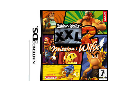 Asterix & Obelix XXL 2: Mission: Wifix - Nintendo DS game