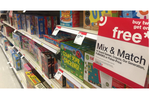 Don't Miss This Buy 2 Get 1 Free Board Game Sale at Target ...
