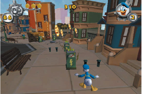 Review: Donald Duck: Quack Attack (PS2 Classics for PS3 ...