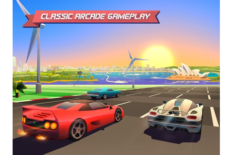 Cool New Game: Horizon Chase – World Tour for iPhone and ...