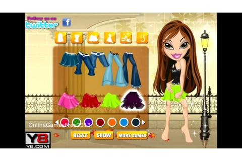 Bratz Online Games Free Online Games For Little Girls ...