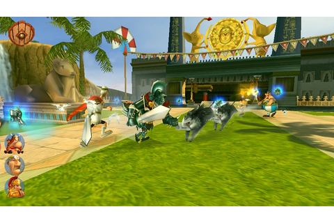 Download Psp Games Miniclip: Asterix obelix xxl - Download ...