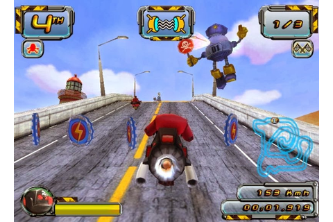 Crazy Frog Racer 2 Game - Free Download Full Version For Pc