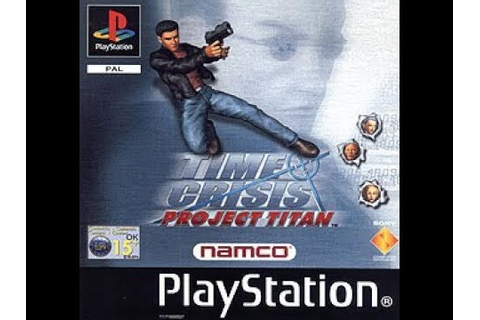 Time Crisis Project Titan - PS1 Playstation 1 Longplay ...