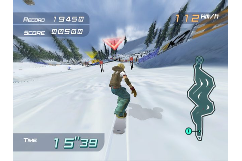 1080° Avalanche screenshots for GameCube