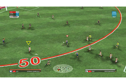 AFL Live 2 on PS3 | Official PlayStation™Store Australia