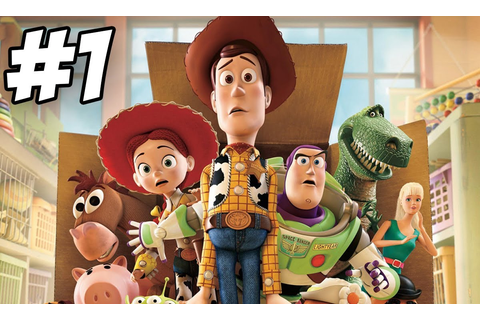 Toy Story 3: The Video Game Walkthrough | Part 1 (Xbox360 ...