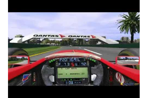 Grand Prix 3 gameplay (PC Game, 2000) - YouTube