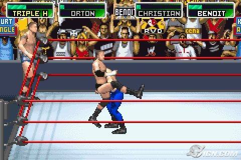 WWE Survivor Series Screenshots, Pictures, Wallpapers - Game Boy ...