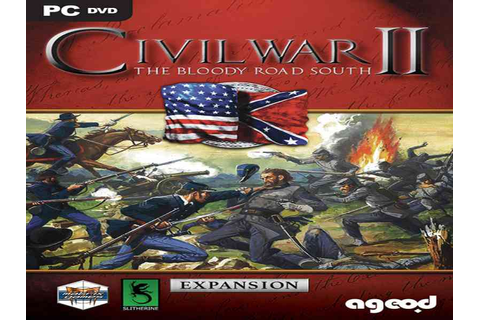 Civil War II The Bloody Road South Game - Shainginfoz