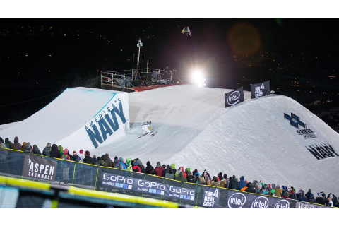 Mark McMorris wins silver in America's Navy Snowboard Big Air