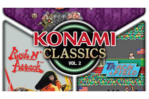CGR Undertow - KONAMI CLASSICS VOL. 2 review for Xbox 360 ...