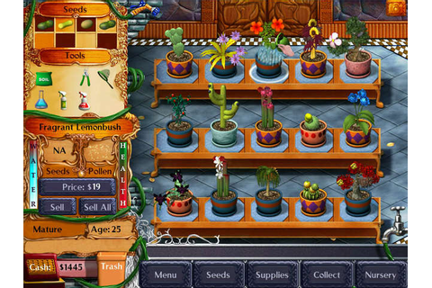 Plant Tycoon | GameHouse
