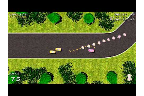 Dust Racing 2D 1.4.6 - Open Source racing game written in ...