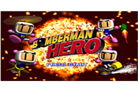 Bomberman Hero Download Game | GameFabrique
