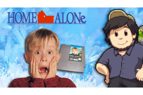 Home Alone Games - JonTron - YouTube