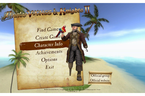 Pirates, Vikings and Knights II (2012) by - Windows game