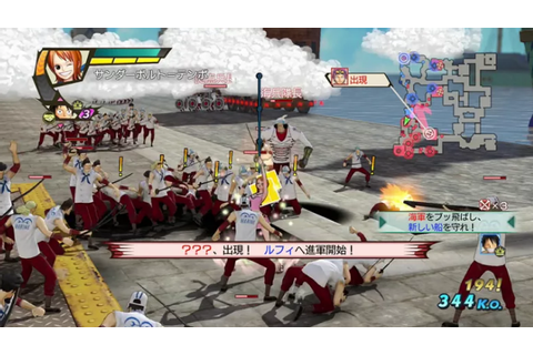 One Piece Pirate Warriors PC Free Download Full Version ...