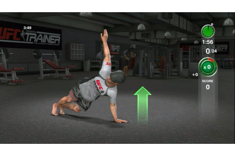 UFC Personal Trainer Game | PS3 - PlayStation