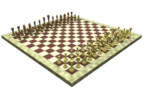 Brute Power Chess