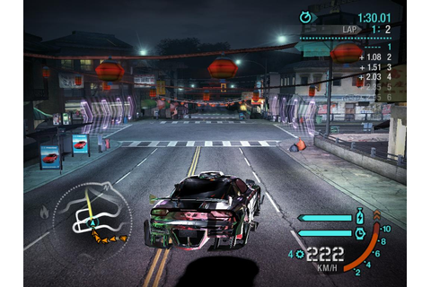 Need For Speed Carbon Game - Free Download Full Version For Pc