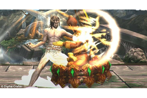 Fight of Gods video game has Buddha, Zeus and Jesus fight ...