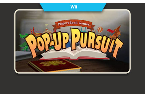 PictureBook Games: Pop-Up Pursuit | Club Nintendo