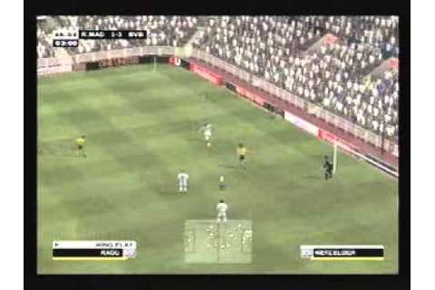 Manchester United Club Football 2005 Ps2 - YouTube