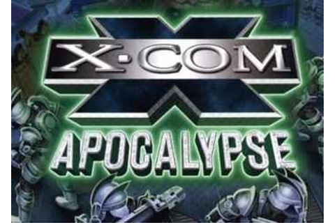 X COM Apocalypse Download Free Full Game | Speed-New