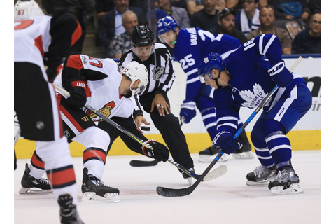 Leafs face adjustment period amid NHL faceoff rule ...