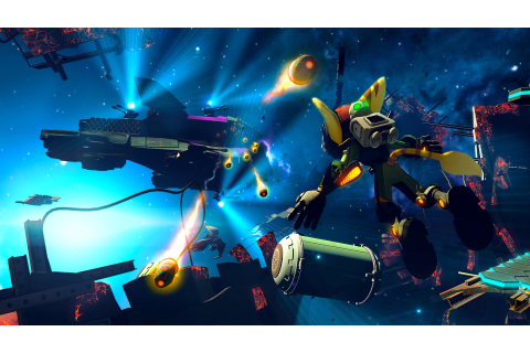 Ratchet & Clank bid PS3 farewell with Into the Nexus, a ...