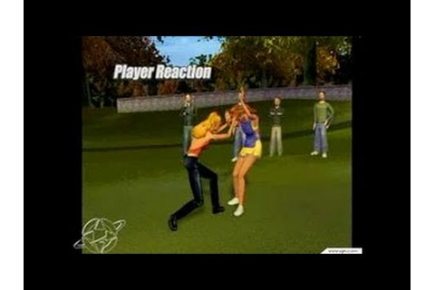 Outlaw Golf GameCube Gameplay - Pants ride low for putt ...