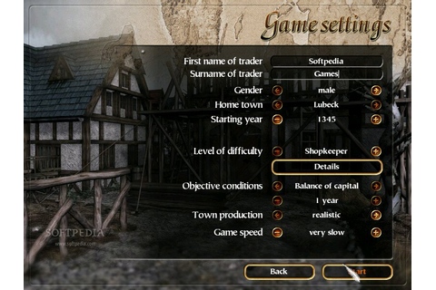 The Patrician 2: Quest for Power Demo Download