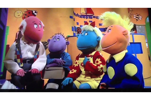 Tweenies: Box Game - YouTube
