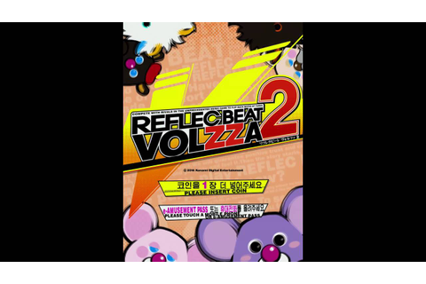 [REFLEC BEAT VOLZZA 2] Title - YouTube