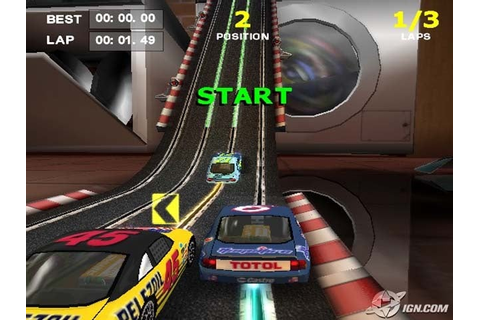 Grooverider: Slot Car Thunder Screenshots, Pictures ...